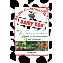 Dairy Doo Compost - Made in Michigan